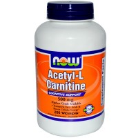 Acetyl L-Carnitine 500 мг (50капс)