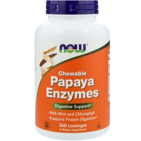 Papaya Enzyme Chewable (360таб)