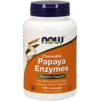 Papaya Enzyme Chewable (180таб)